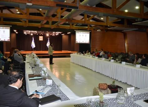 Jujuy en la 2° asamblea del COFEFUP