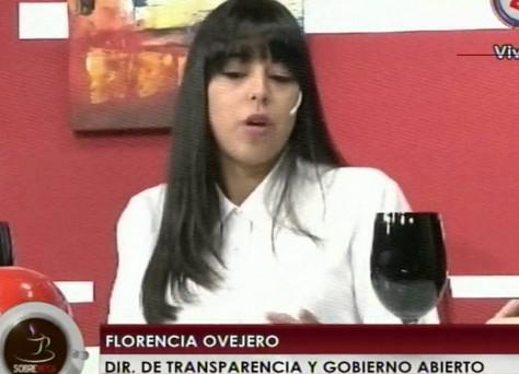 Sobremesa 30-06-16 | Florencia Ovejero