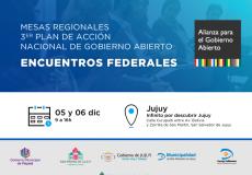 Mesa Regional sede Jujuy