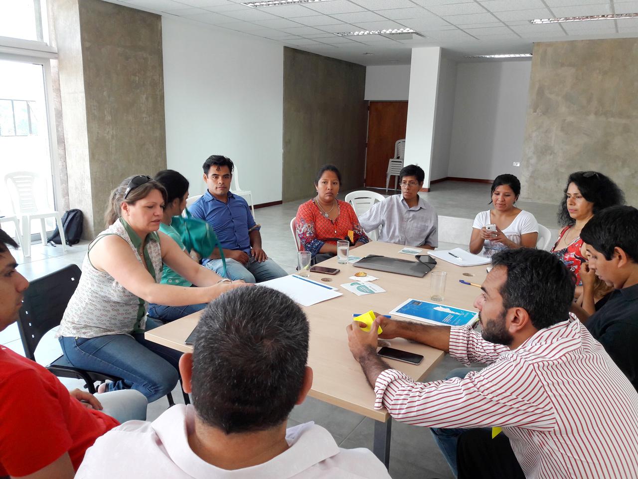 Mesas Regionales - Encuentros Federales