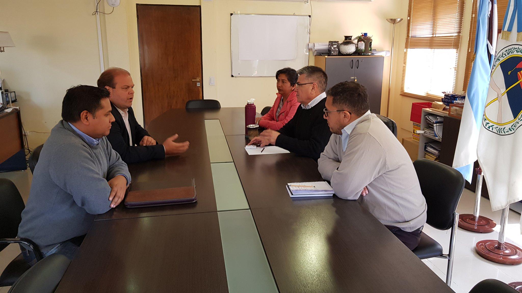Firma de Convenio con la Municipalidad de La Quiaca